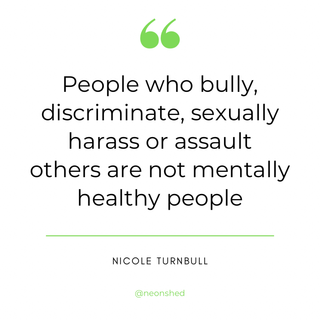 Bullying quote